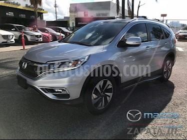 Foto venta Auto Seminuevo Honda CR-V EXL Navi (2015) color Plata Diamante precio $318,000