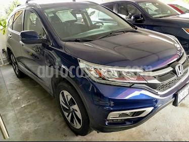 Foto venta Auto Seminuevo Honda CR-V EXL Navi (2016) color Azul Oscuro precio $320,000
