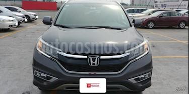 Foto venta Auto Seminuevo Honda CR-V EXL NAVI (2015) color Gris precio $345,000