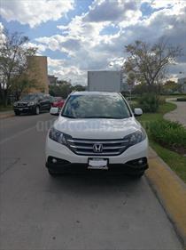 Honda CR-V EXL usado (2013) color Blanco precio $220,000