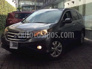 Foto venta Auto Usado Honda CR-V EXL (2013) color Gris precio $239,000