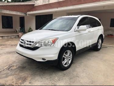 Foto venta Auto usado Honda CR-V EXL (2010) color Blanco precio $155,000