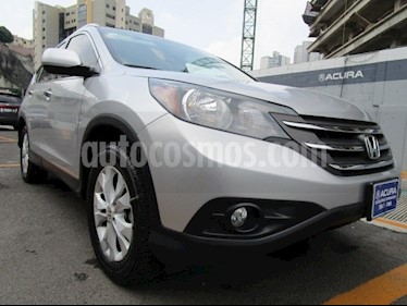 Foto venta Auto Seminuevo Honda CR-V EXL (2013) color Plata Hielo precio $239,000