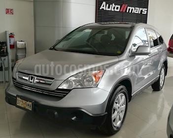 Foto venta Auto Seminuevo Honda CR-V EXL (2008) color Gris precio $149,000