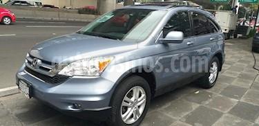 Foto venta Auto Seminuevo Honda CR-V EXL (2011) color Azul precio $189,000