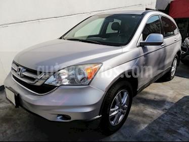 Foto venta Auto Seminuevo Honda CR-V EXL (2011) color Plata precio $180,000