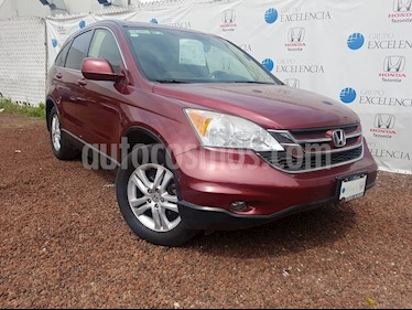 Foto venta Auto Seminuevo Honda CR-V EXL (2011) color Rojo Granada precio $205,000