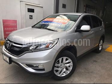 Foto venta Auto Usado Honda CR-V i-Style (2015) color Plata Diamante precio $295,000