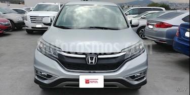 Foto venta Auto Usado Honda CR-V i-Style (2015) color Plata precio $309,000