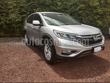 Foto venta Auto Seminuevo Honda CR-V i-Style (2016) color Plata Diamante precio $325,000