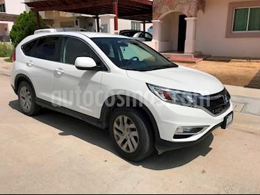 Foto venta Auto usado Honda CR-V i-Style (2015) color Blanco precio $280,000