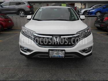 Foto venta Auto Seminuevo Honda CR-V i-Style (2015) color Blanco precio $285,000
