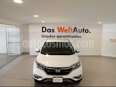 Foto venta Auto Seminuevo Honda CR-V i-Style (2016) color Blanco Marfil precio $300,000