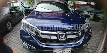 Foto venta Auto Seminuevo Honda CR-V i-Style (2015) color Azul precio $315,000