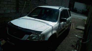 Foto venta Auto usado Honda CR-V LX 2.4L (166Hp) (1999) color Blanco precio $70,000