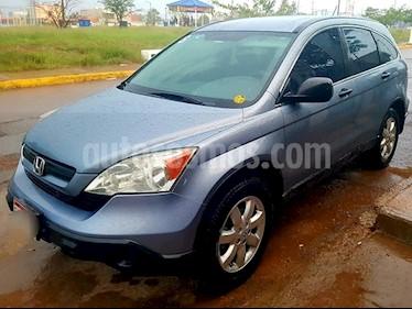 Foto venta Auto Seminuevo Honda CR-V LX 2.4L (166Hp) (2009) color Azul precio $149,000
