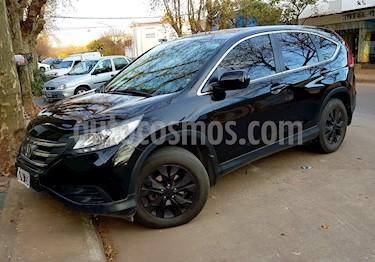 Foto venta Auto usado Honda CR-V LX 4x2 (185CV) (2012) color Negro precio $585.000