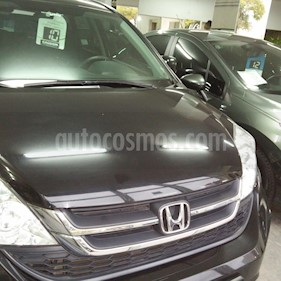 Foto venta Auto Usado Honda CR-V LX 4x2 Aut (2010) color Negro Cristal