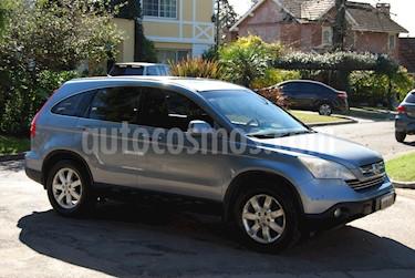 Foto venta Auto Usado Honda CR-V LX 4x4 (170CV)  Aut (2009) color Gris precio $330.000