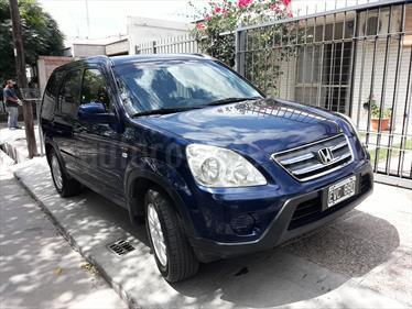 Foto venta Auto Usado Honda CR-V LX 4x4 (170CV) Aut (2005) color Azul precio $215.000