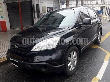 Foto venta Auto Usado Honda CR-V LX 4x4 (2008) color Negro precio $339.900