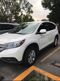 Foto venta Auto usado Honda CR-V LX (2013) color Blanco precio $225,000