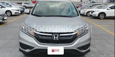 Foto venta Auto Seminuevo Honda CR-V LX (2015) color Plata precio $287,000