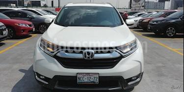 Foto venta Auto Seminuevo Honda CR-V Touring (2018) color Blanco precio $495,000