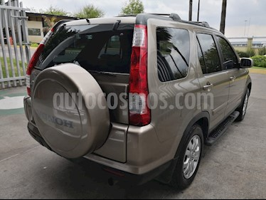 Foto venta Auto Seminuevo Honda CR-V Touring (2006) color Cafe