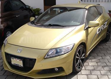 Foto venta Auto Usado Honda CR-Z 1.5L (2013) color Amarillo precio $250,000