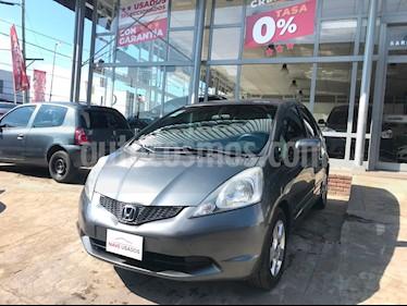 Foto venta Auto Usado Honda Fit 1.4 Lx Mt (2010) color Gris Oscuro precio $238.000