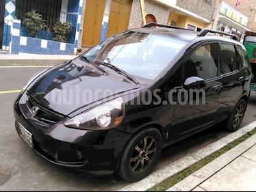 Foto venta Auto Usado Honda Fit 1.5 LX Aut (2007) color Negro precio u$s5,500