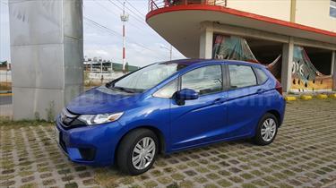 Foto venta Auto Seminuevo Honda Fit Cool 1.5L (2017) color Azul precio $192,000