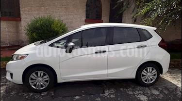 Foto venta Auto usado Honda Fit Cool 1.5L (2015) color Blanco Marfil precio $154,000