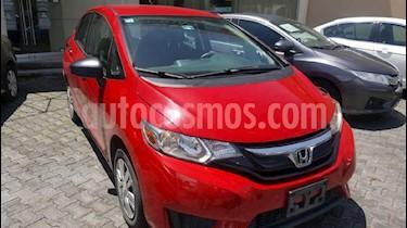 Foto venta Auto Seminuevo Honda Fit Cool 1.5L (2016) color Rojo precio $170,000