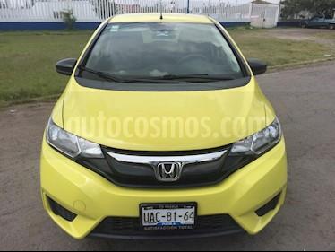 Foto venta Auto Seminuevo Honda Fit Cool 1.5L (2015) color Amarillo precio $157,000