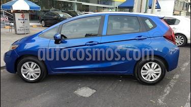 Foto venta Auto Seminuevo Honda Fit Cool 1.5L (2017) color Azul precio $185,000