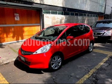 Foto venta Auto Seminuevo Honda Fit EX 1.5L Aut (2014) color Rojo Rally precio $170,000