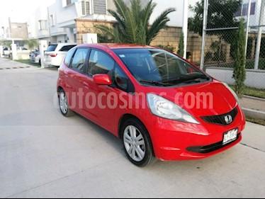 Foto venta Auto Seminuevo Honda Fit EX 1.5L CVT (2012) color Rojo Rally precio $132,000