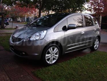 foto Honda Fit EXL