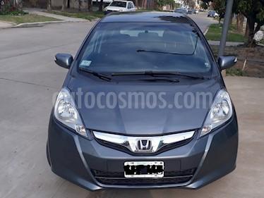 Foto venta Auto Usado Honda Fit EXL (2014) color Gris Magnesio precio $340.000