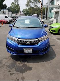 Foto venta Auto Seminuevo Honda Fit Fun 1.5L Aut (2018) color Azul Sonico precio $235,000