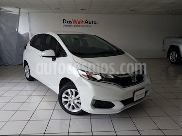 Foto venta Auto Seminuevo Honda Fit Fun 1.5L Aut (2019) color Blanco precio $244,900