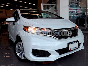 Foto venta Auto Seminuevo Honda Fit Fun 1.5L (2018) color Blanco Marfil precio $230,000