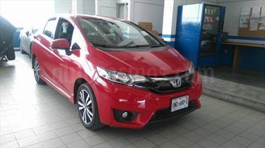 Foto venta Auto usado Honda Fit Hit 1.5L Aut (2015) color Rojo precio $187,000