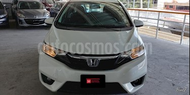 Foto venta Auto Seminuevo Honda Fit Hit 1.5L Aut (2016) color Blanco precio $219,000