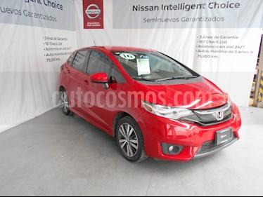 Foto venta Auto Seminuevo Honda Fit Hit 1.5L Aut (2016) color Rojo precio $195,000