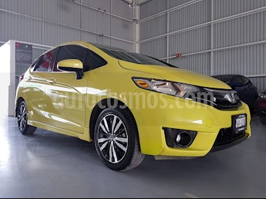 Foto venta Auto Seminuevo Honda Fit Hit 1.5L Aut (2016) color Amarillo precio $205,000