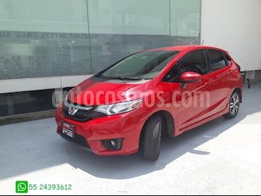 Foto venta Auto Seminuevo Honda Fit Hit 1.5L Aut (2017) color Rojo precio $249,900