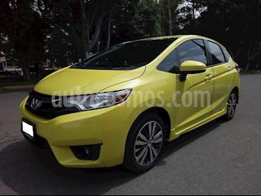 Foto venta Auto Seminuevo Honda Fit Hit 1.5L Aut (2016) color Oro precio $198,000